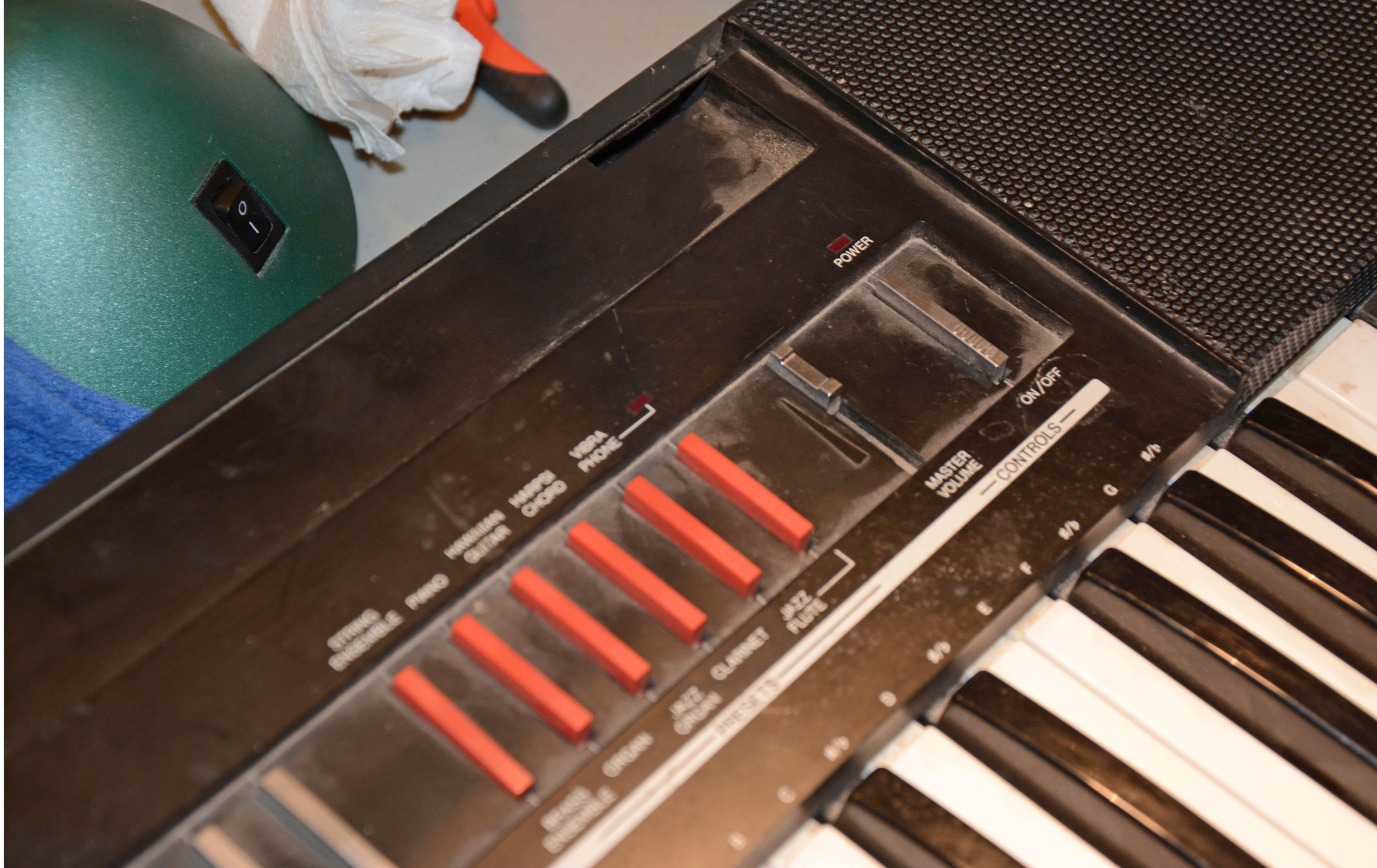 DC Adapter For Lowrey Micro Genie V-101 V-60 Lowery Keyboard Power Supply AC
